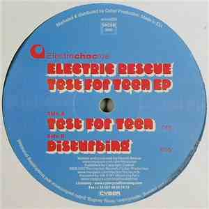 Electric Rescue - Test For Teen EP download free