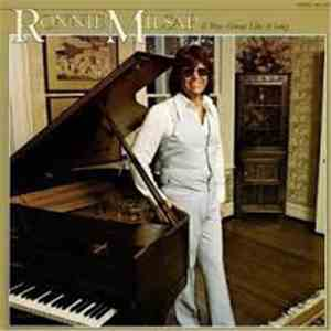 Ronnie Milsap - It Was Almost Like A Song download mp3 flac