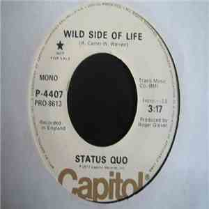 Status Quo - Wild Side Of Life download mp3 flac